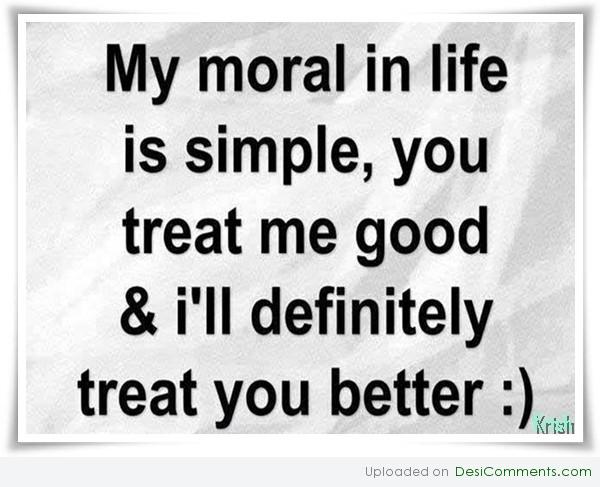 What Are Some Examples of Moral Values?